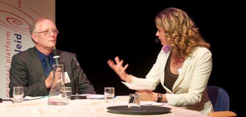 Laheij in gesprek met Wouter van Ginkel