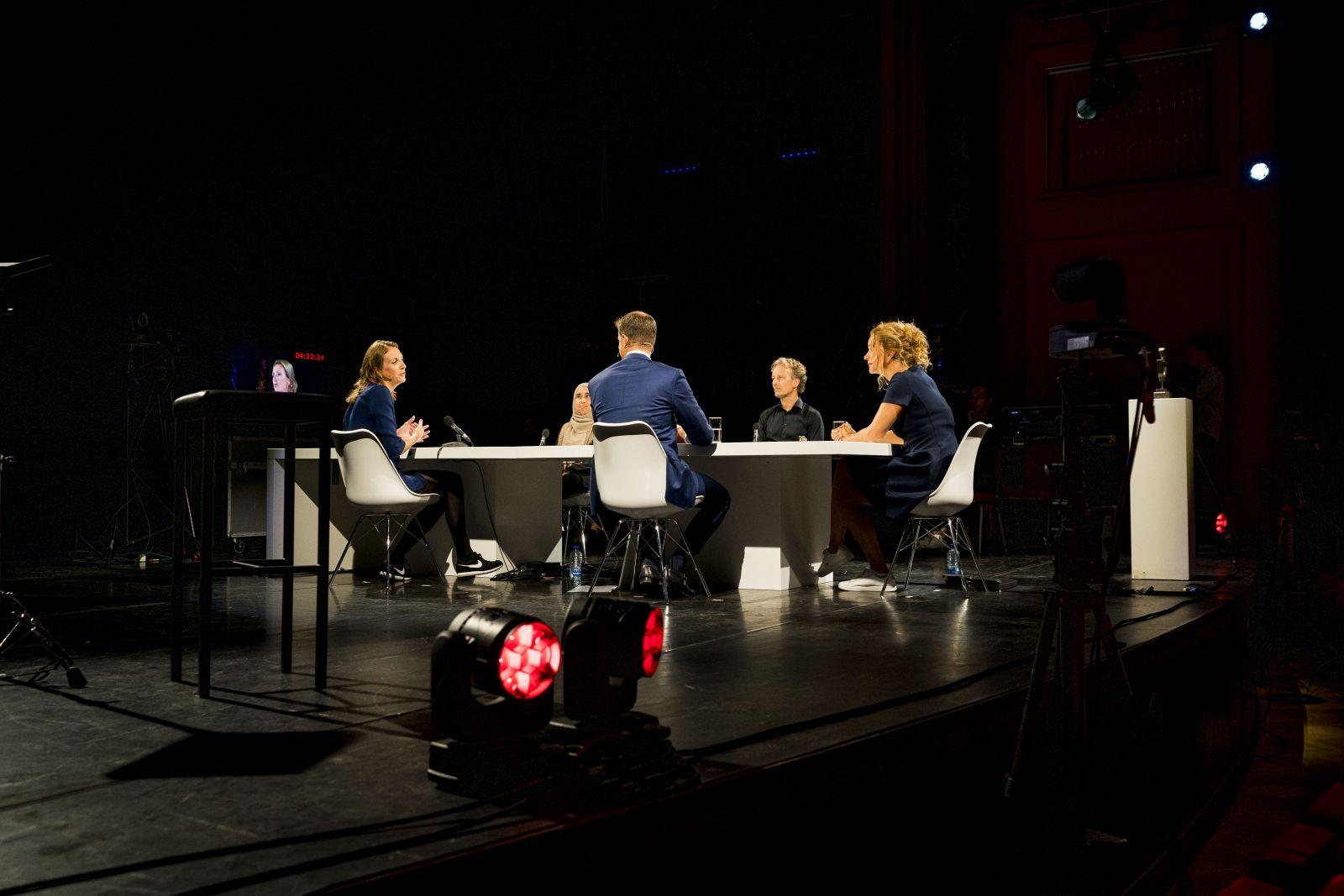 Opening Haags Onderwijsjaar 2020 - Digitale uitzending