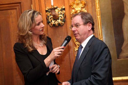 Laheij in gesprek met Bernard Wientjes, voorzitter VNO NCW