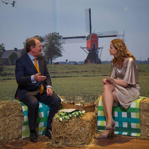 Toekomst zoekt Boer, afscheidscongres Piet Moerland, maart 2014