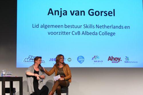 Skills Netherlands VIP bijenkomst 2012